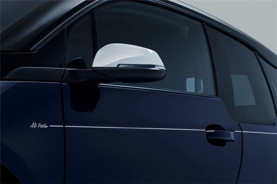 宝马推出i3 MR Porter限量版 独特配色风格