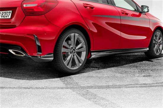 奔驰A-Class性能车改款 将搭载AMG套件
