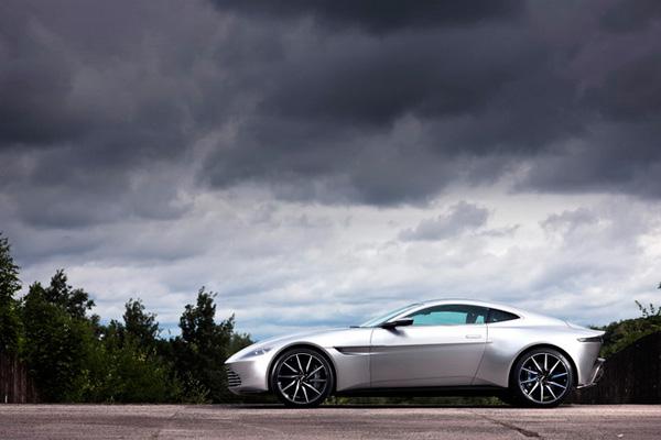 阿斯顿·马丁将拍卖DB10跑车 筹百万英镑
