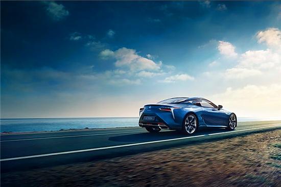 绿色激情,全混动科技突破想象极限 全新雷克萨斯LC 500h日内瓦车展全球首发