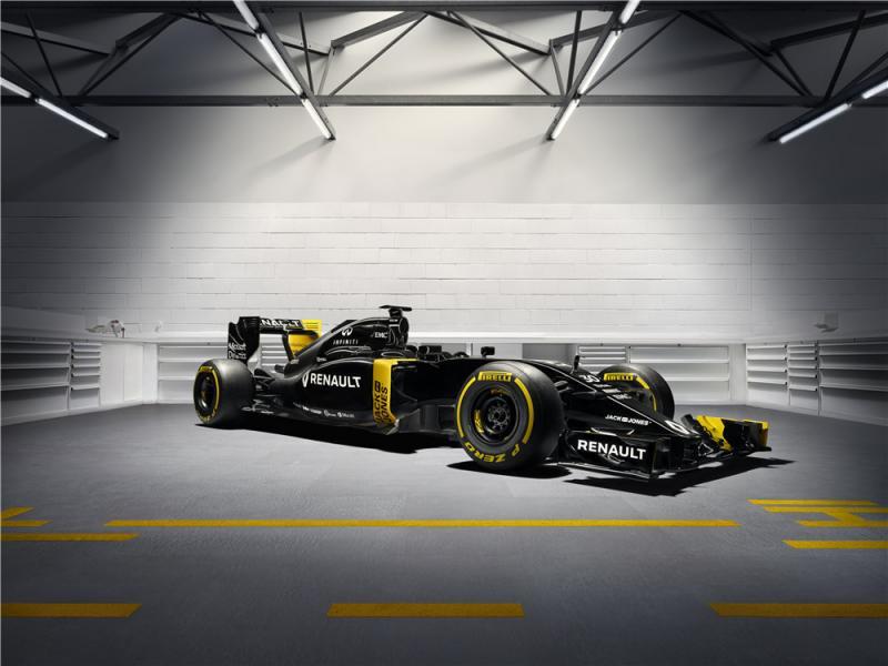 英菲尼迪参与世界一级方程式锦标赛(F1)迈入新阶段