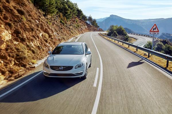 沃尔沃发布S60/V60特别版官图 运动升级