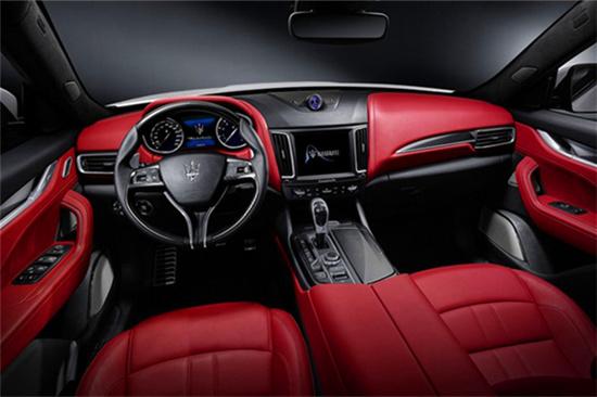 玛莎拉蒂首款SUV Levante 7.2万美元起售
