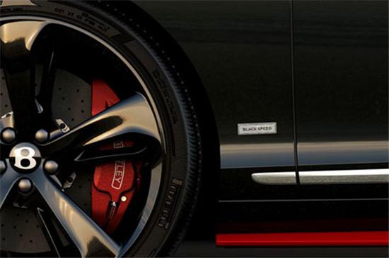 宾利发布欧陆GT Black Speed限量版