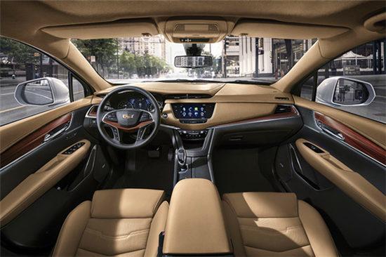 新美式都会SUV凯迪拉克XT5将于4月12日上市