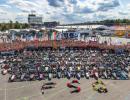 德国Formula Student 2017 车坛的未来看你们了