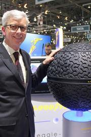 未来的轮胎长这样? 从科幻走入真实