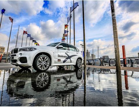 2017 BMW X之旅 青岛站升帆起航