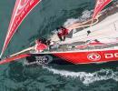 载誉归来!中国之队沃尔沃环球帆船赛维港夺冠