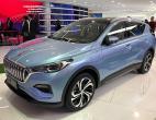 2018北京车展:红旗E-HS3电动SUV发布