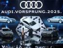 奥迪公布2025战略最新规划 多款新车即将面世