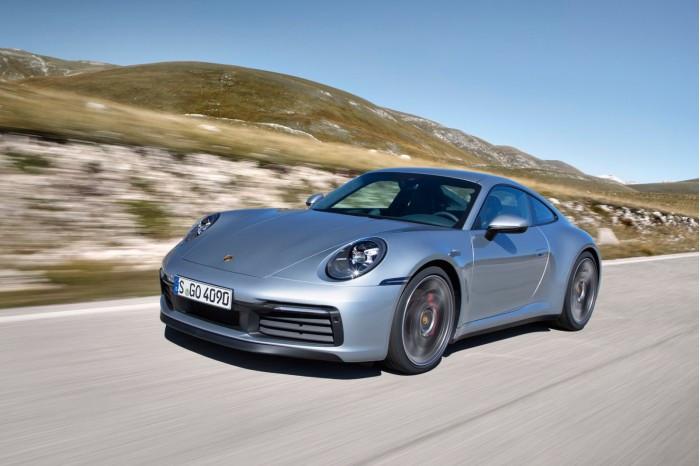 保时捷发布2020款911:全新的设计风格和更强劲的动力