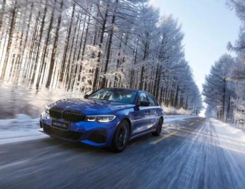 燃擎北国雪原,与全新BMW 3系共赴冰雪盛事